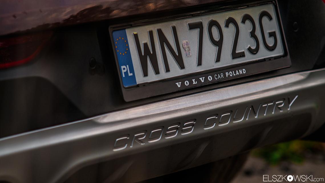 Volvo V40 Cross Country D3
