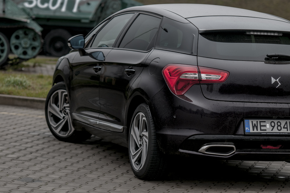 DS 5 2,0 BlueHDi Sport Chic