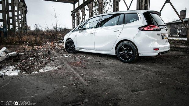 Opel Zafira Tourer Flex7