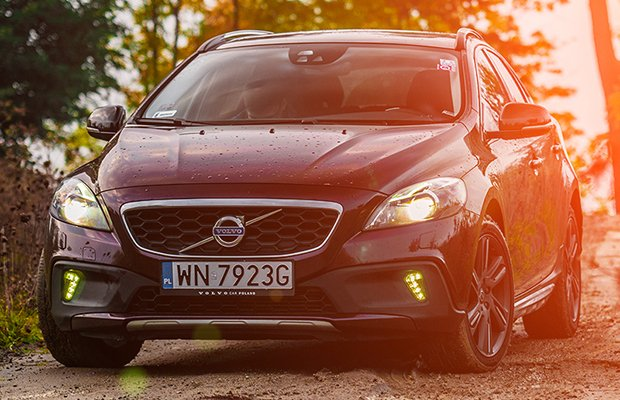 Volvo V40 Cross Country D3