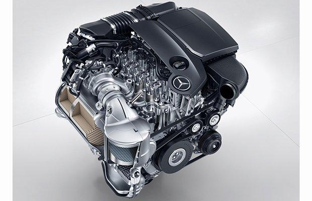 Mercedes-Benz E220d OM 654