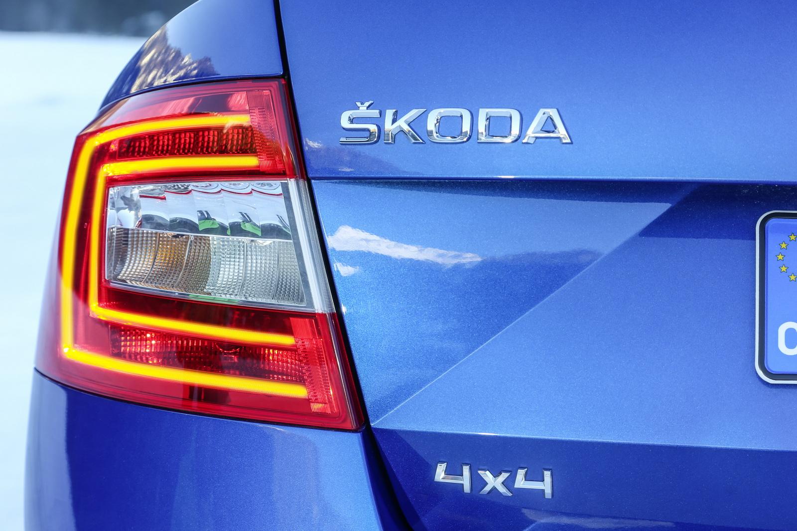 Skoda Octavia RS 4x4