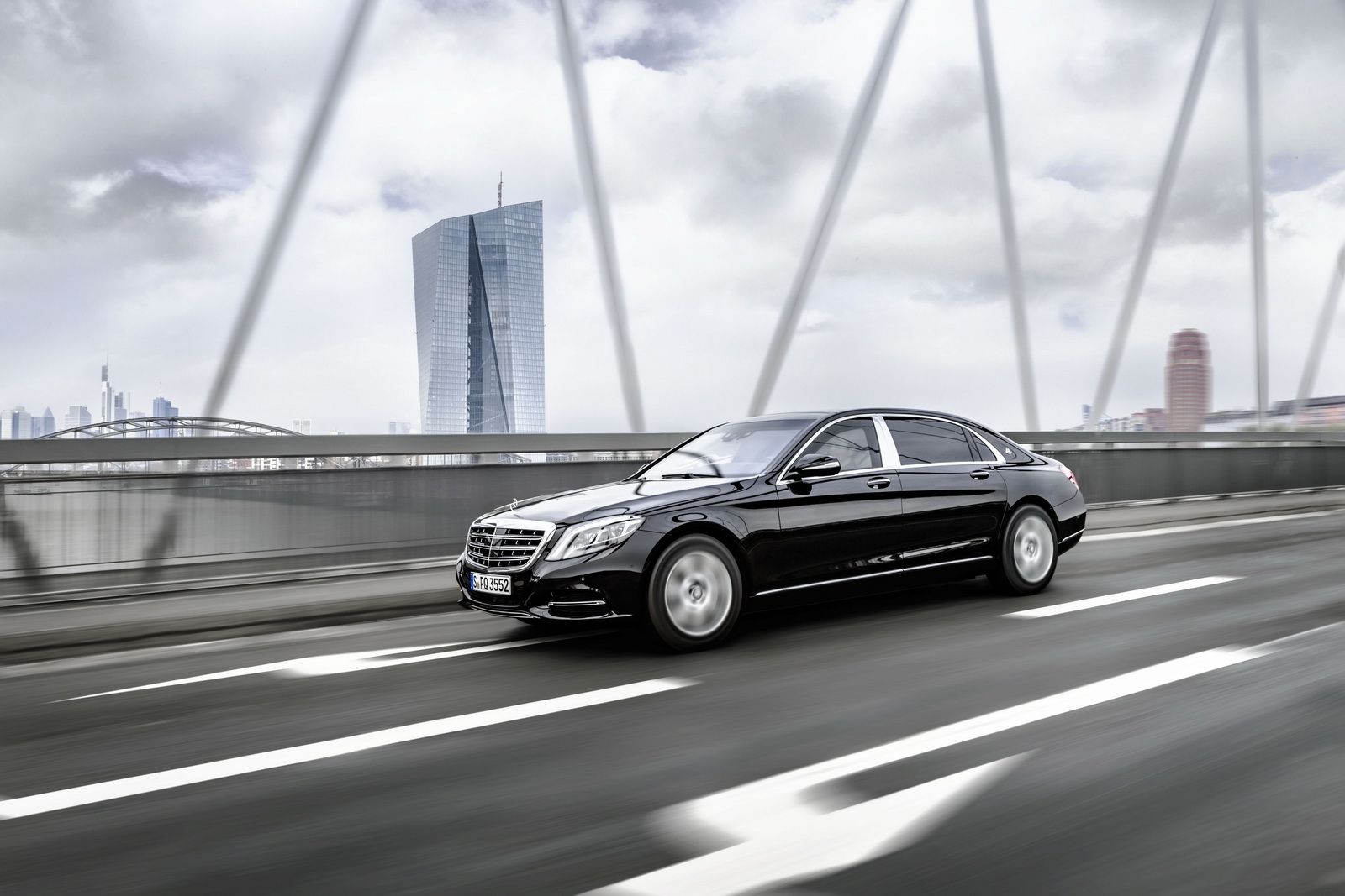 Mercedes-Maybach S600 Guard