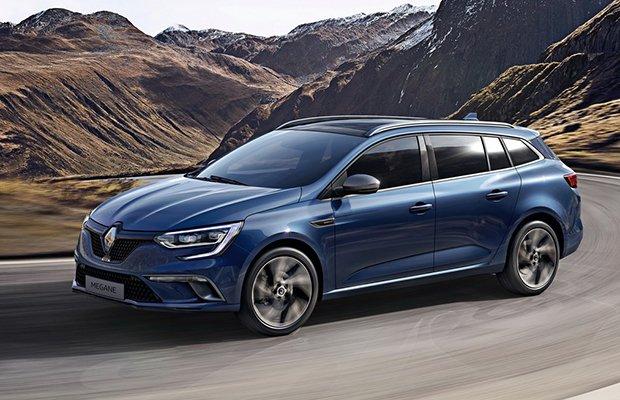 Renault Megane Grandtour 2017