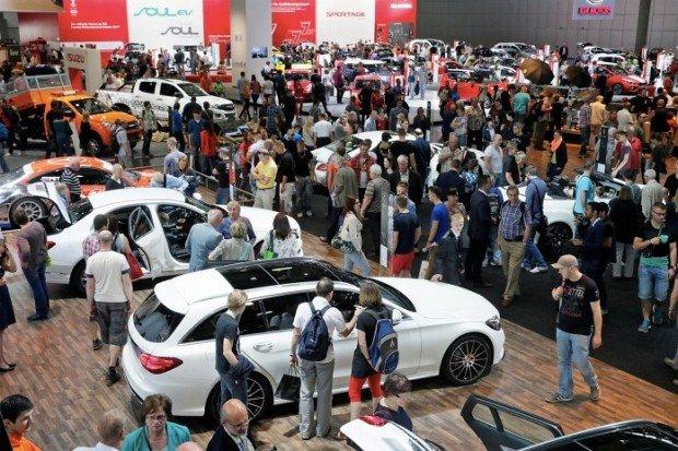 Lipsk Auto show