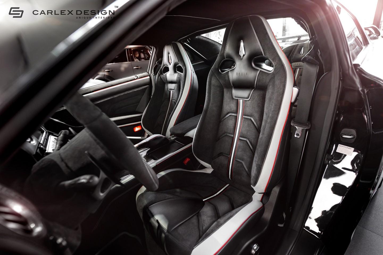 Nissan GT-R Carlex Design Robin