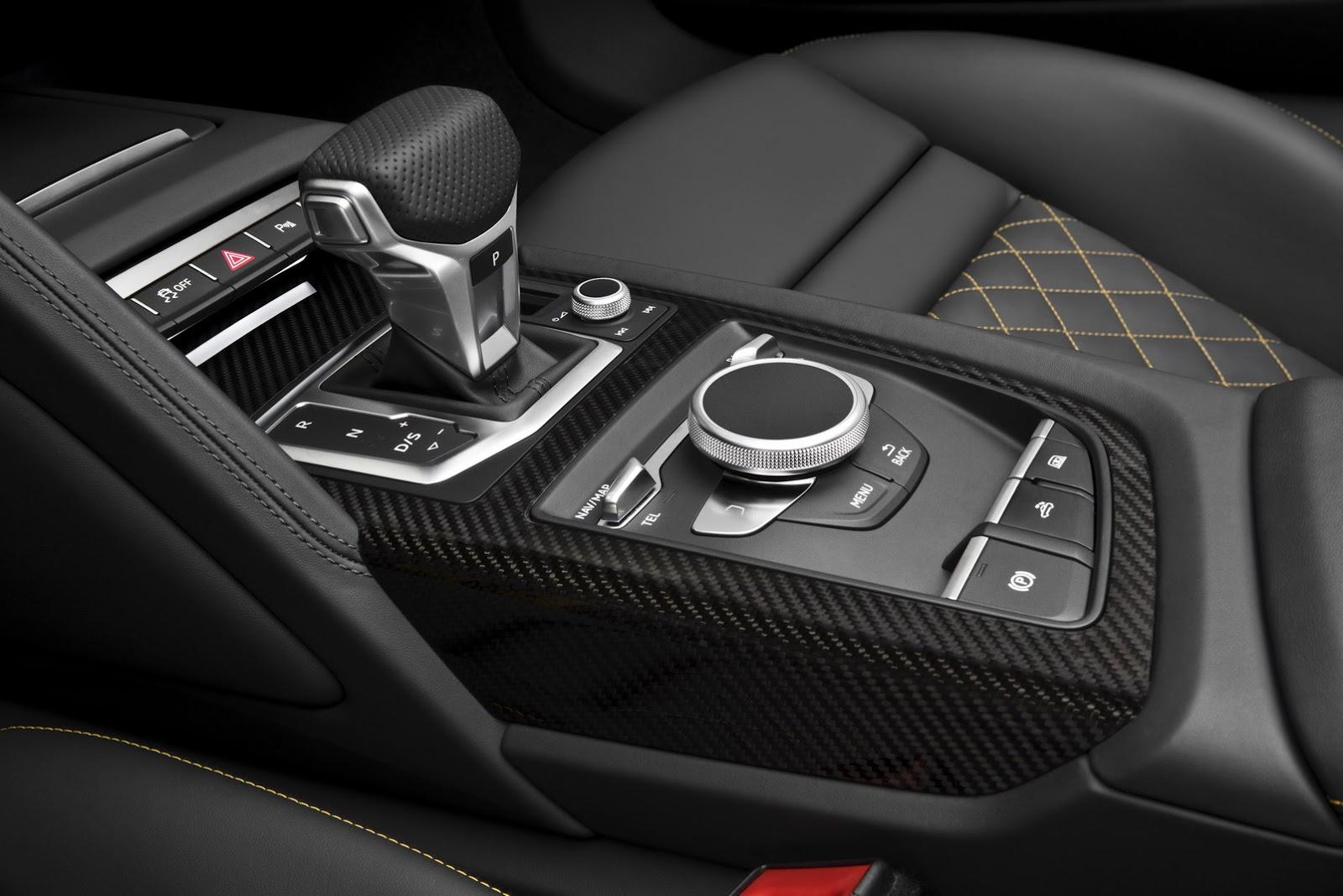 Audi R8 Spyder 2017