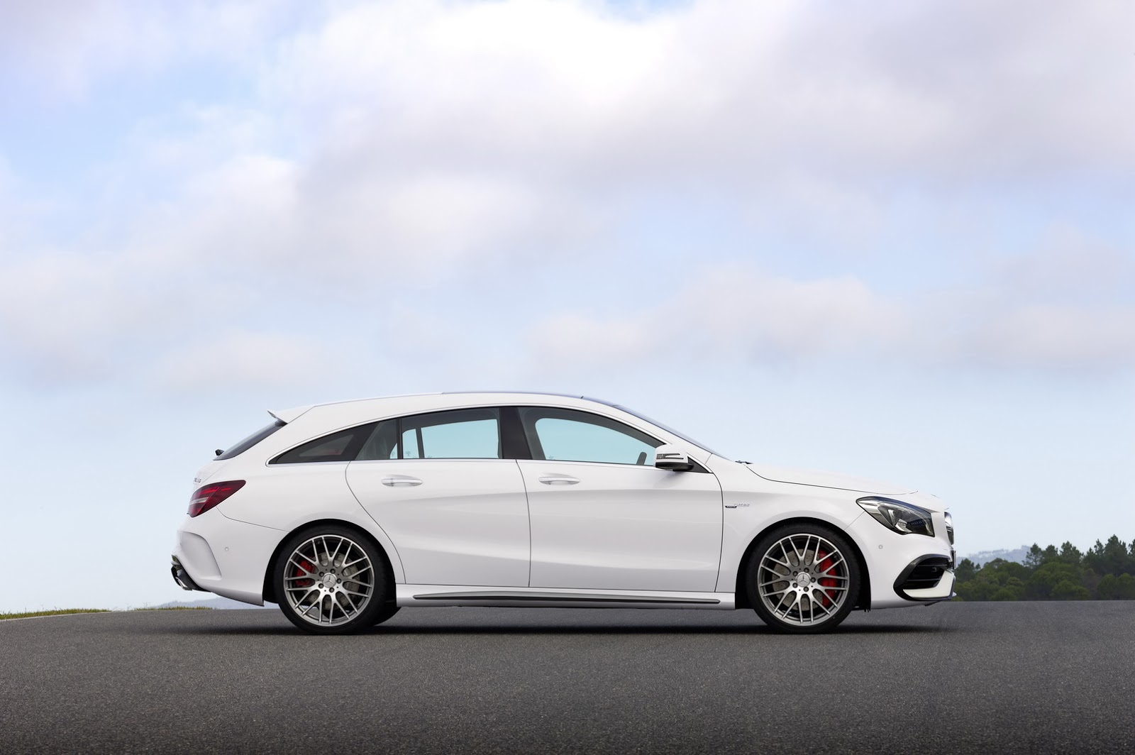 2017 Mercedes-Benz CLA Facelifting