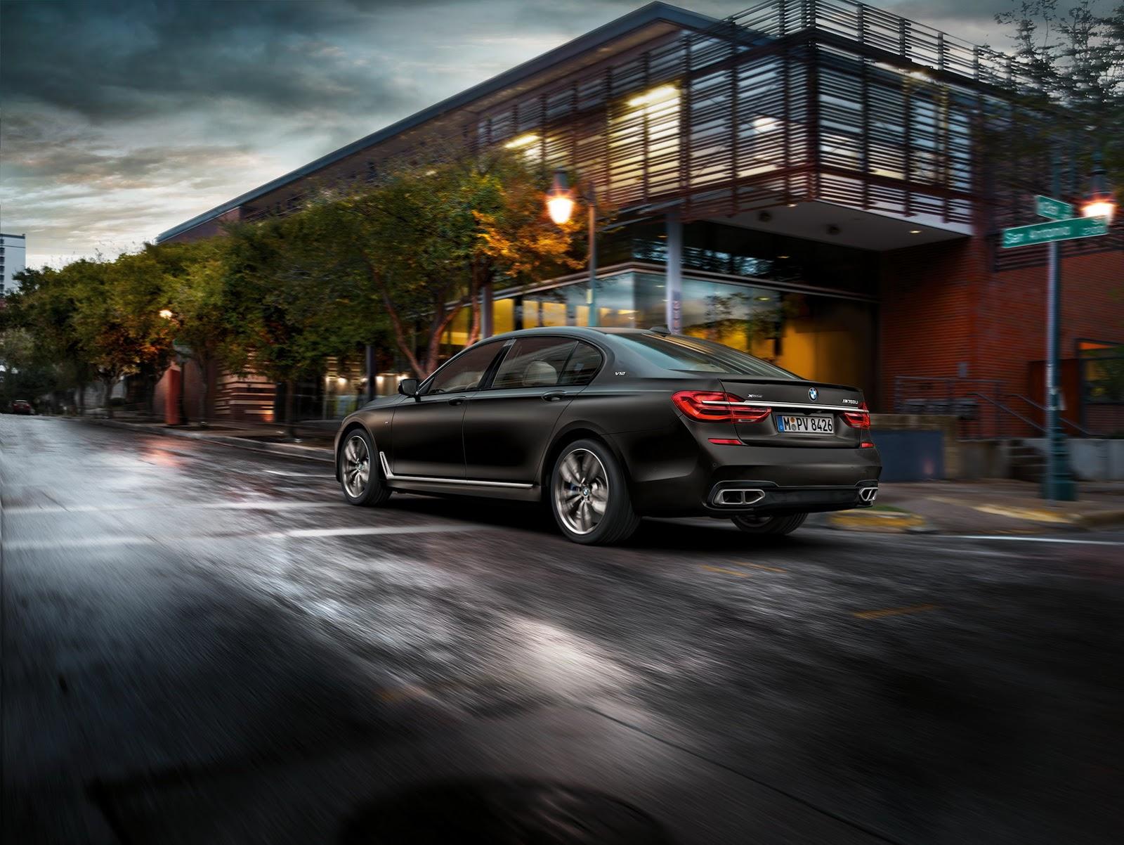 BMW M760Li
