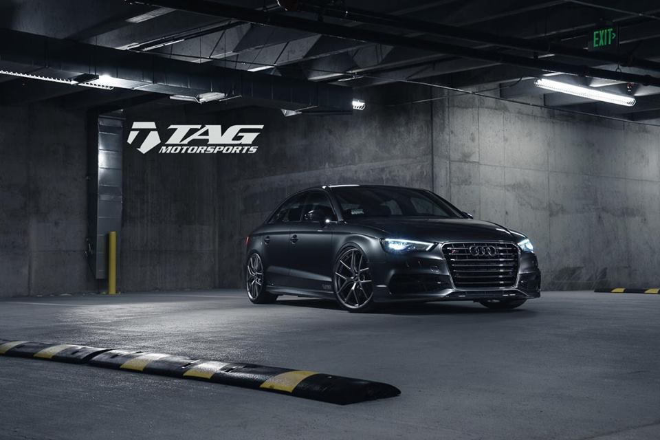 Audi S3 Limousine TAG Motorsports