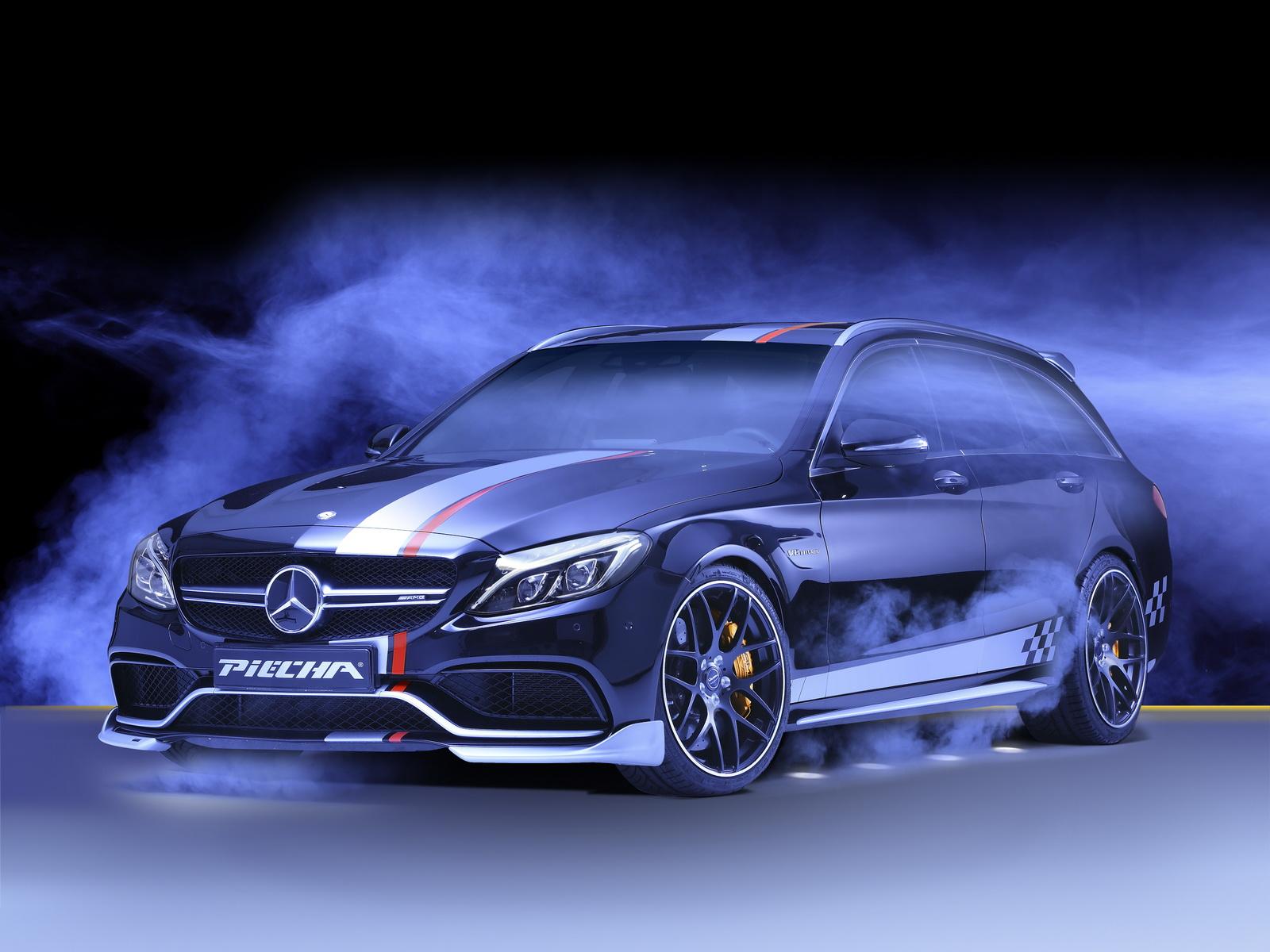 Piecha Design Rottweiler Mercedes AMG C63