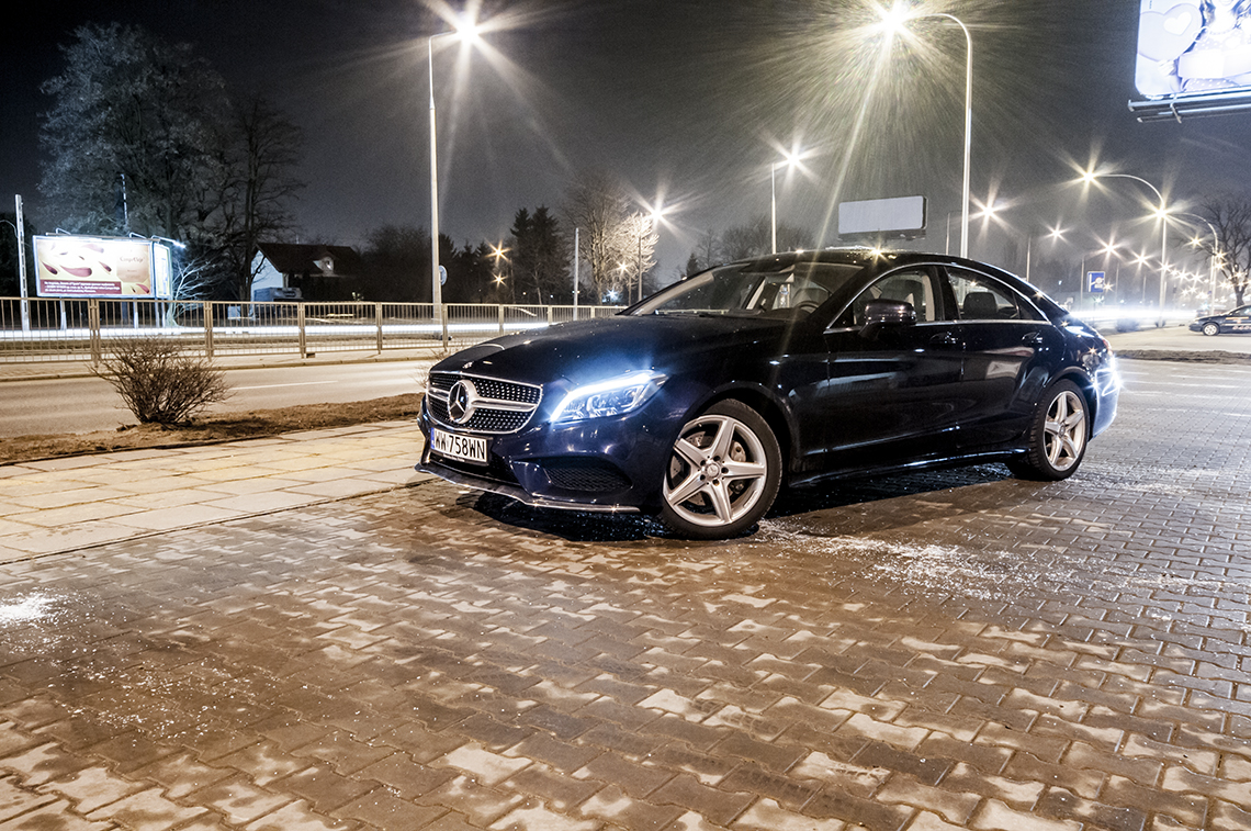 Mercedes-Benz CLS350 4Matic