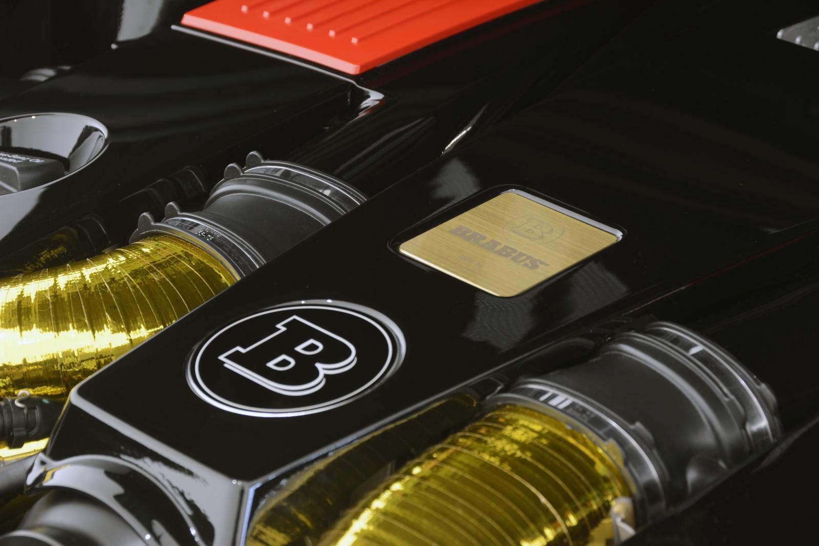 Mercedes GLE 63 AMG Brabus
