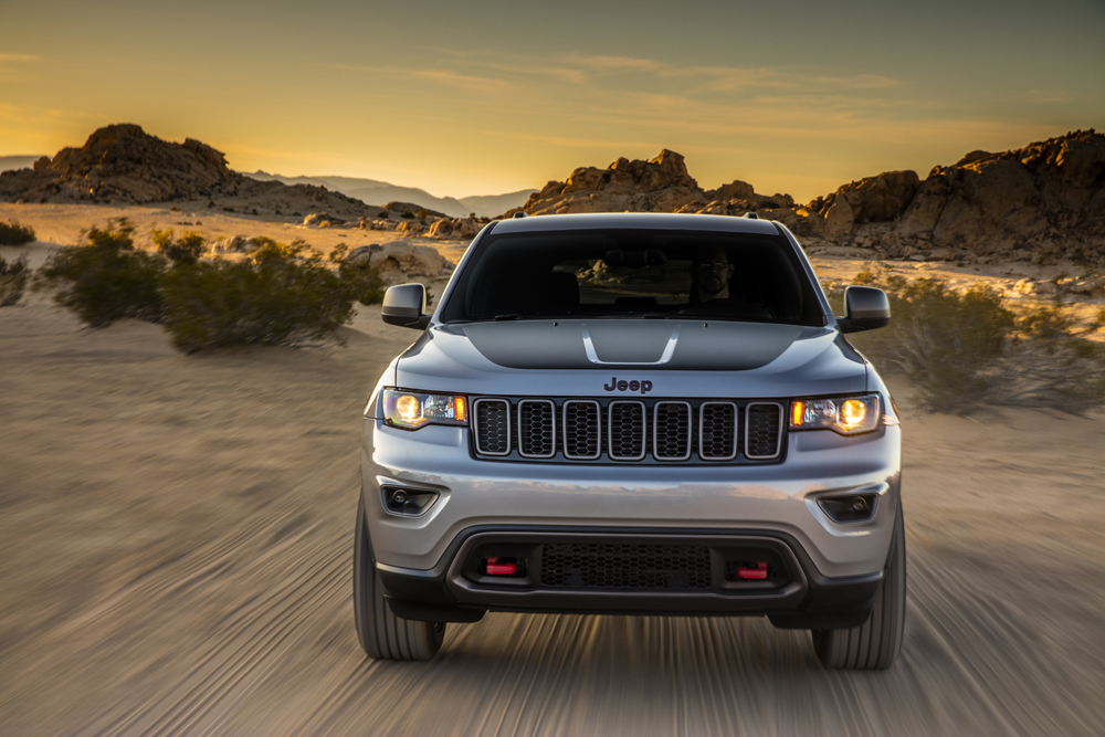 Jeep Grand Cherokee Trailhawk