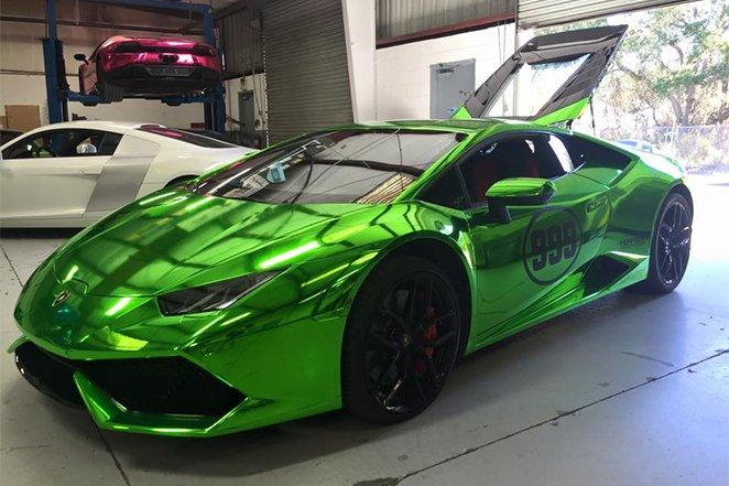 Lamborghini Huracan Heffner Performance