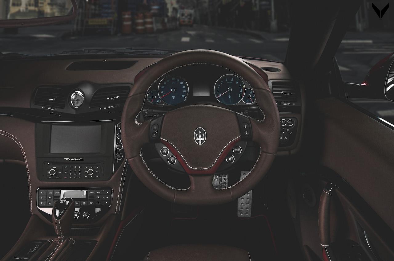 Maserati GranCabrio Vilner Tuning