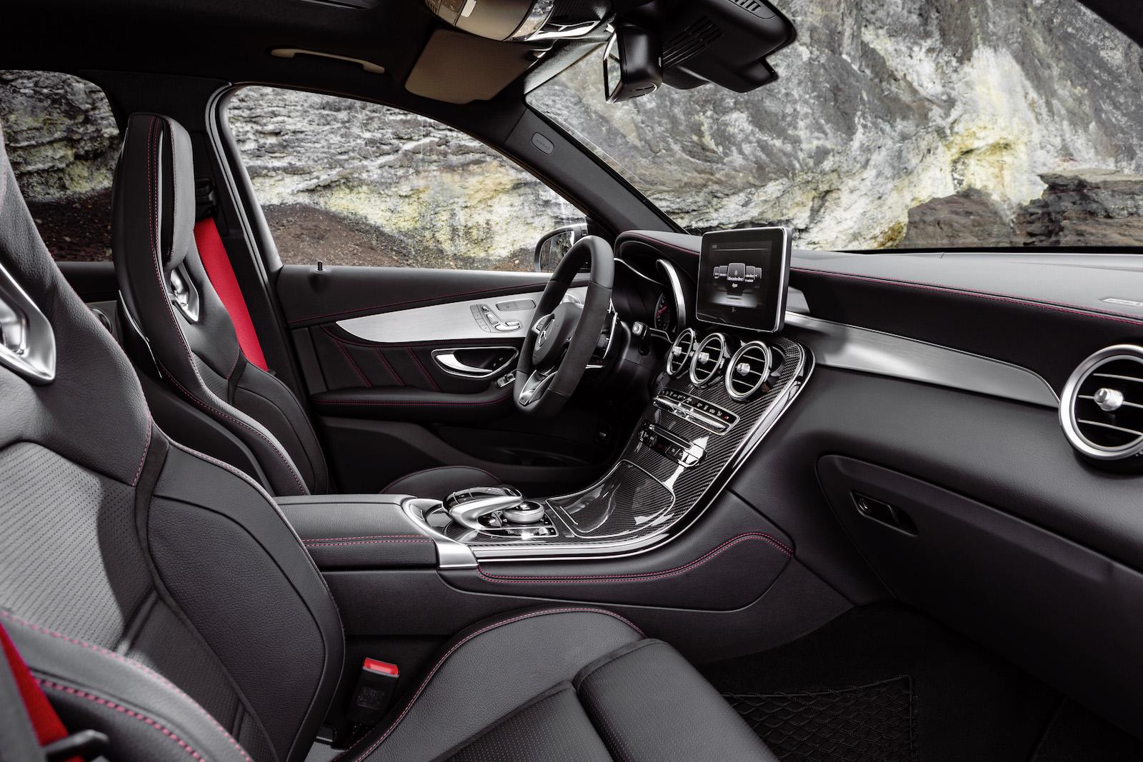 Mercedes GLC 43 AMG 4Matic