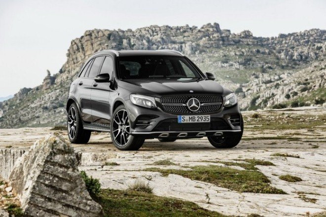 Mercedes GLC 43 AMG 4Matic