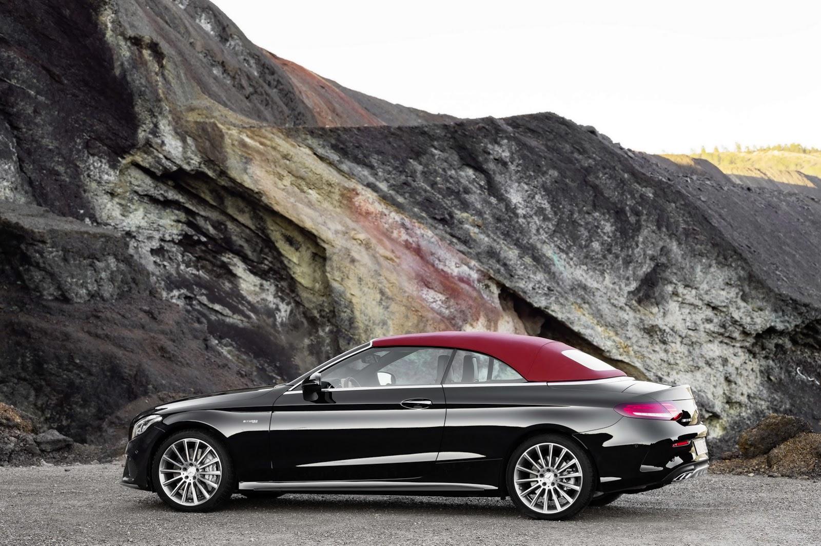 Mercedes-Benz Klasa C Cabriolet