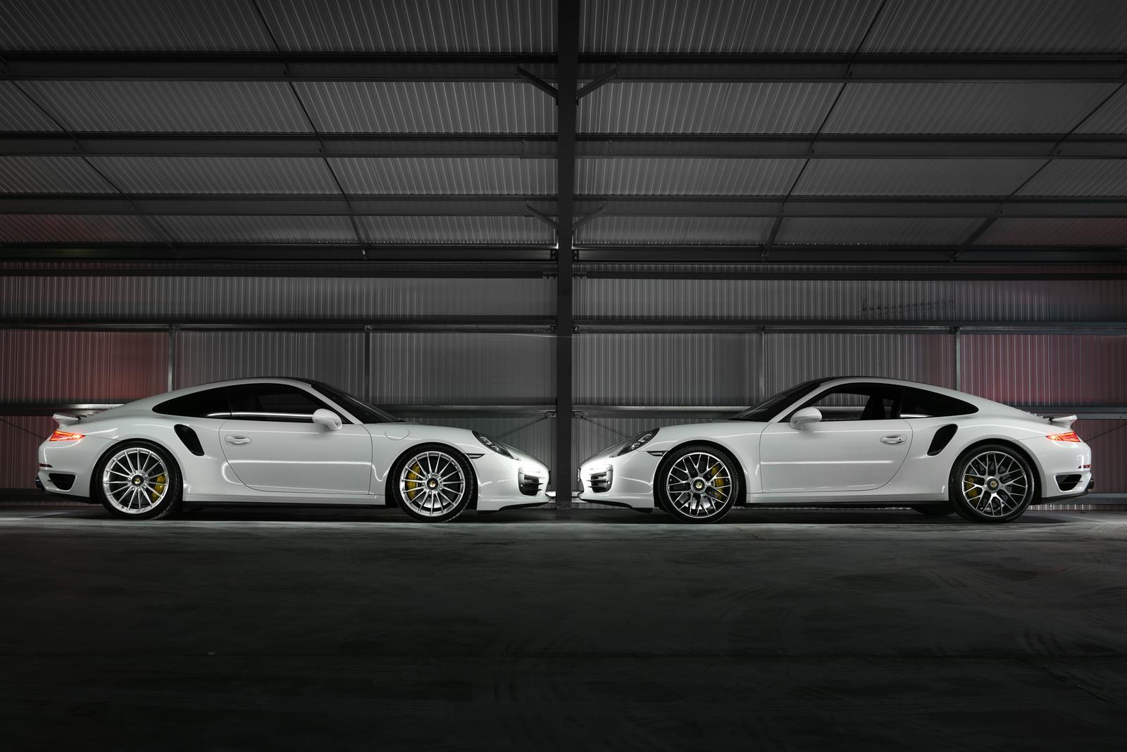 Porsche 911 Turbo S Litchfield