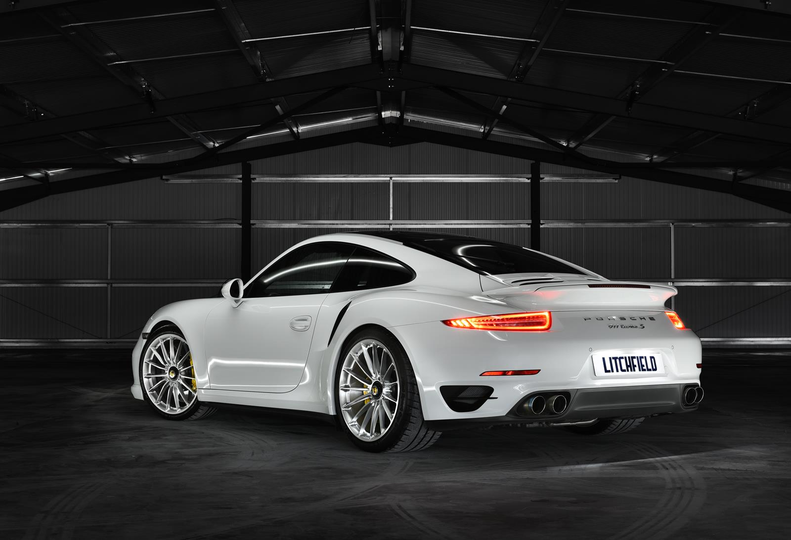 Porsche 911 Turbo S Litchfield