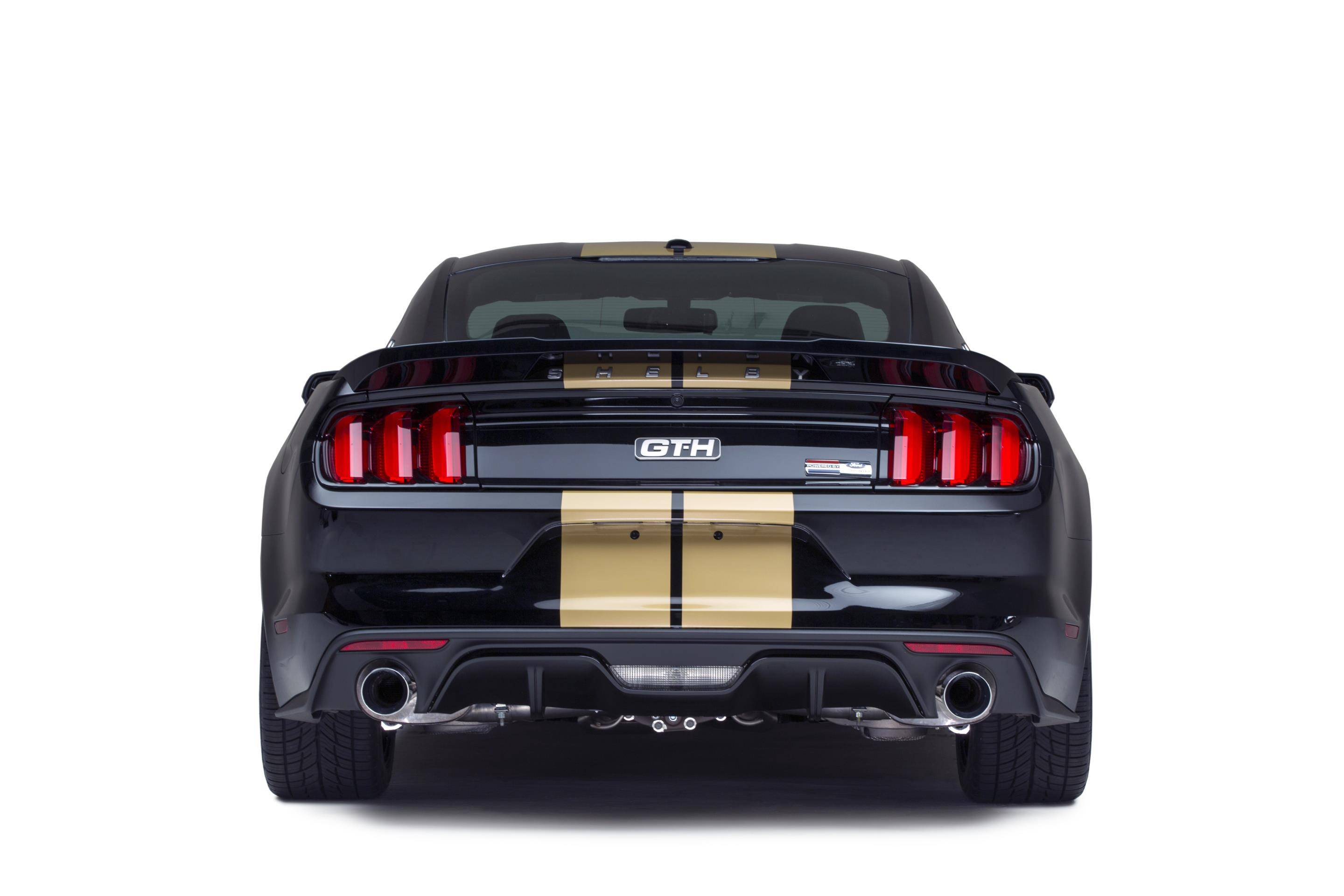 Shelby Mustang GT-H