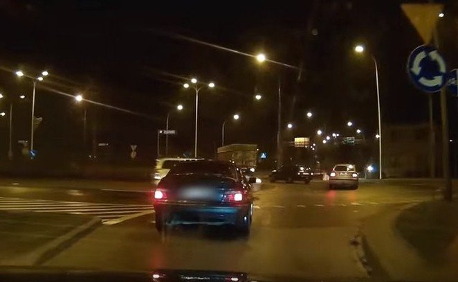 BMW 3 drift FAIL