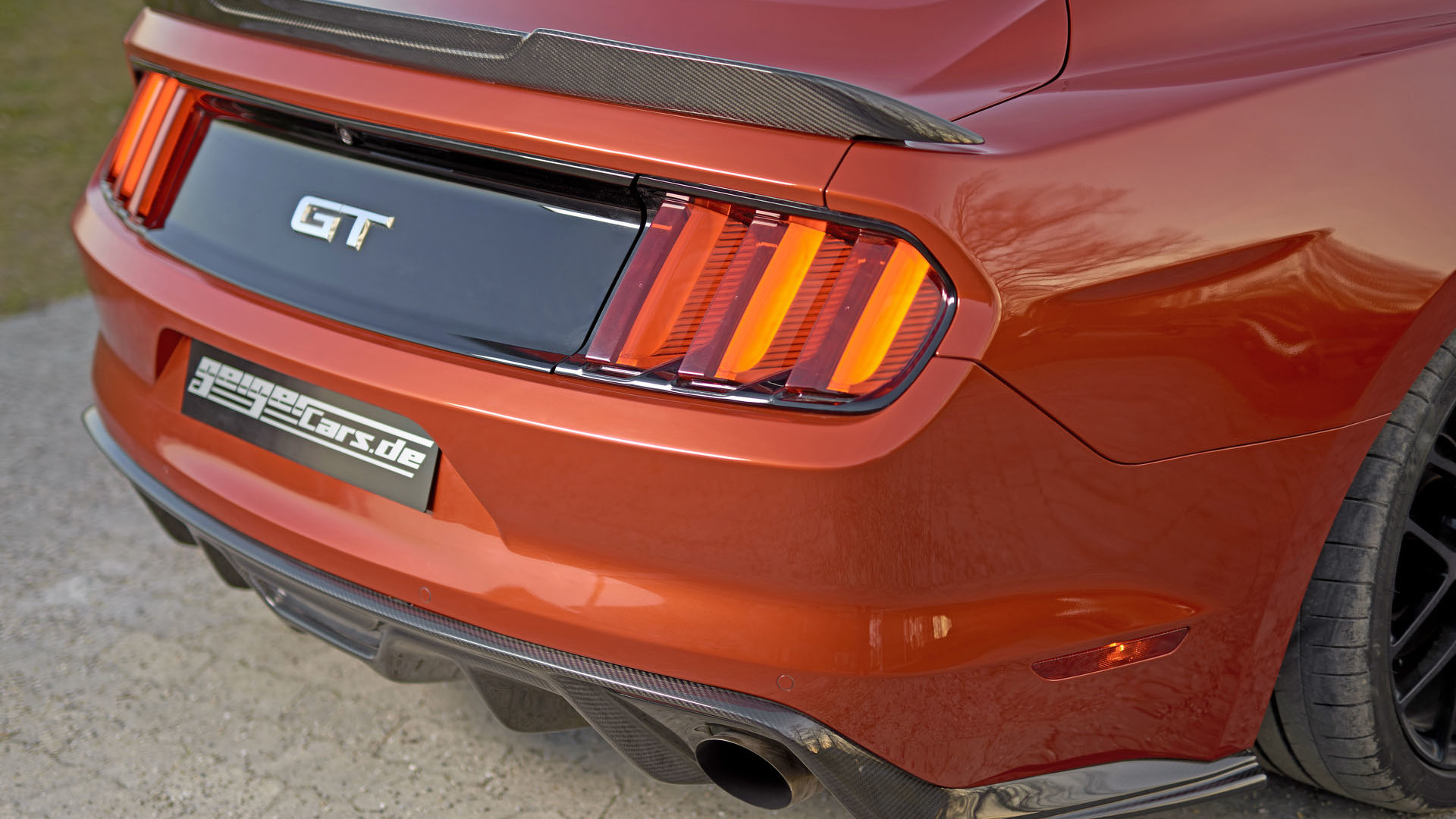 Ford Mustang Geiger GT820