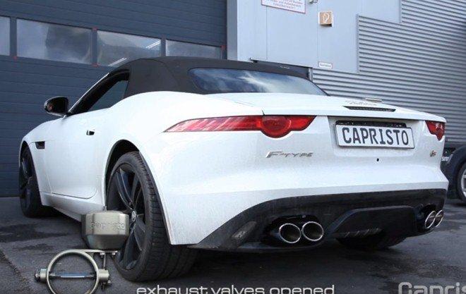 Jaguar F-Type V8 S Capristo