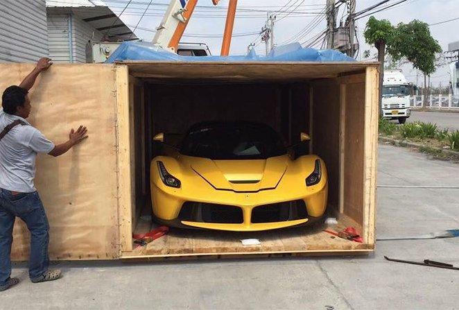 Ferrari LaFerrari Tajlandia