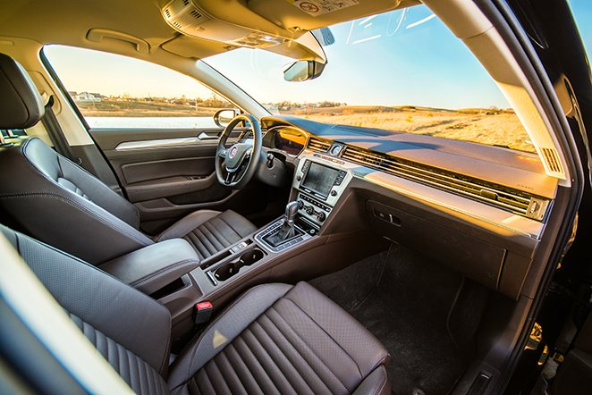 Volkswagen Passat Alltrack 2.0 TDI 240 4Motion DSG