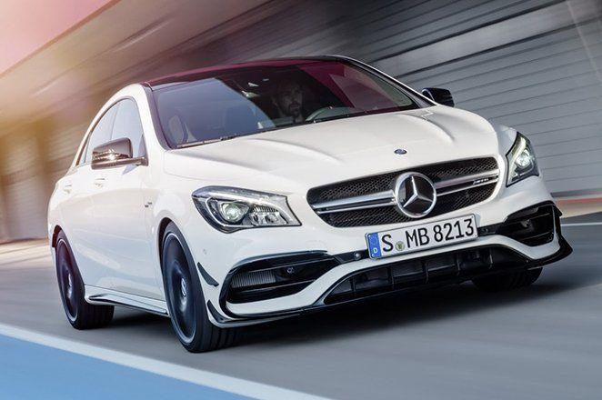 2017 Mercedes-Benz CLA Facelifting