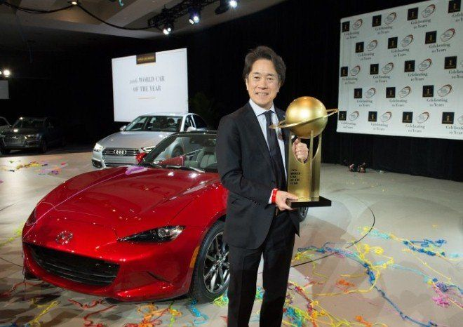 World Car of the Year 2016