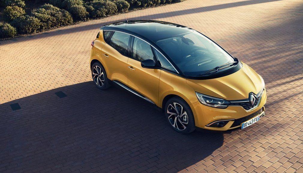 Nowe Renault Scenic 2016