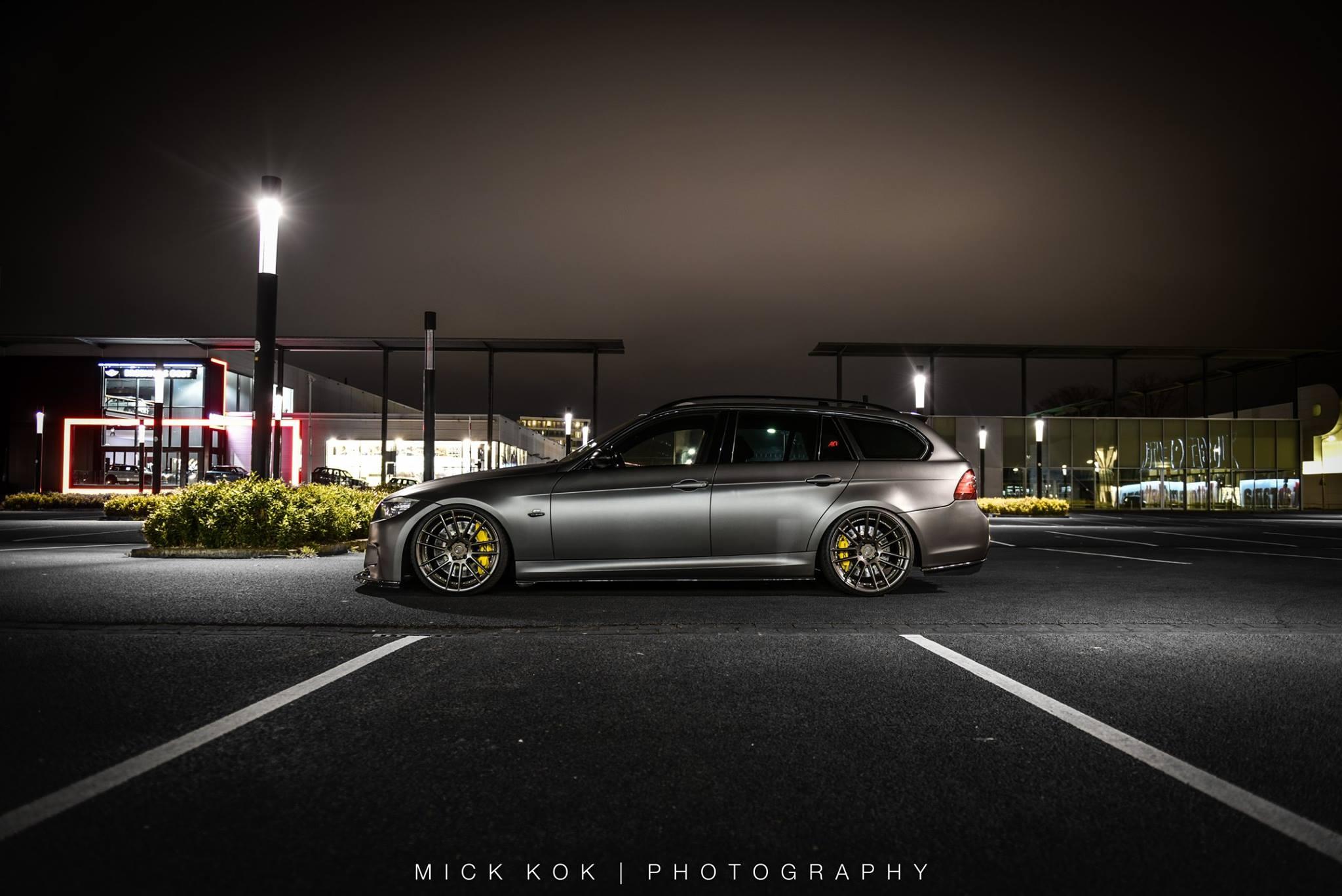BMW 335i E91 Tuning