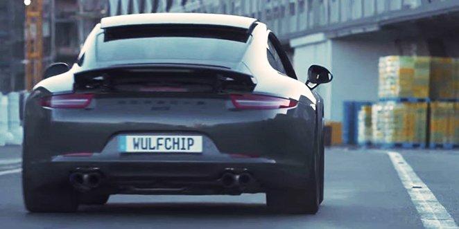 Porsche 911 GTS Armytrix