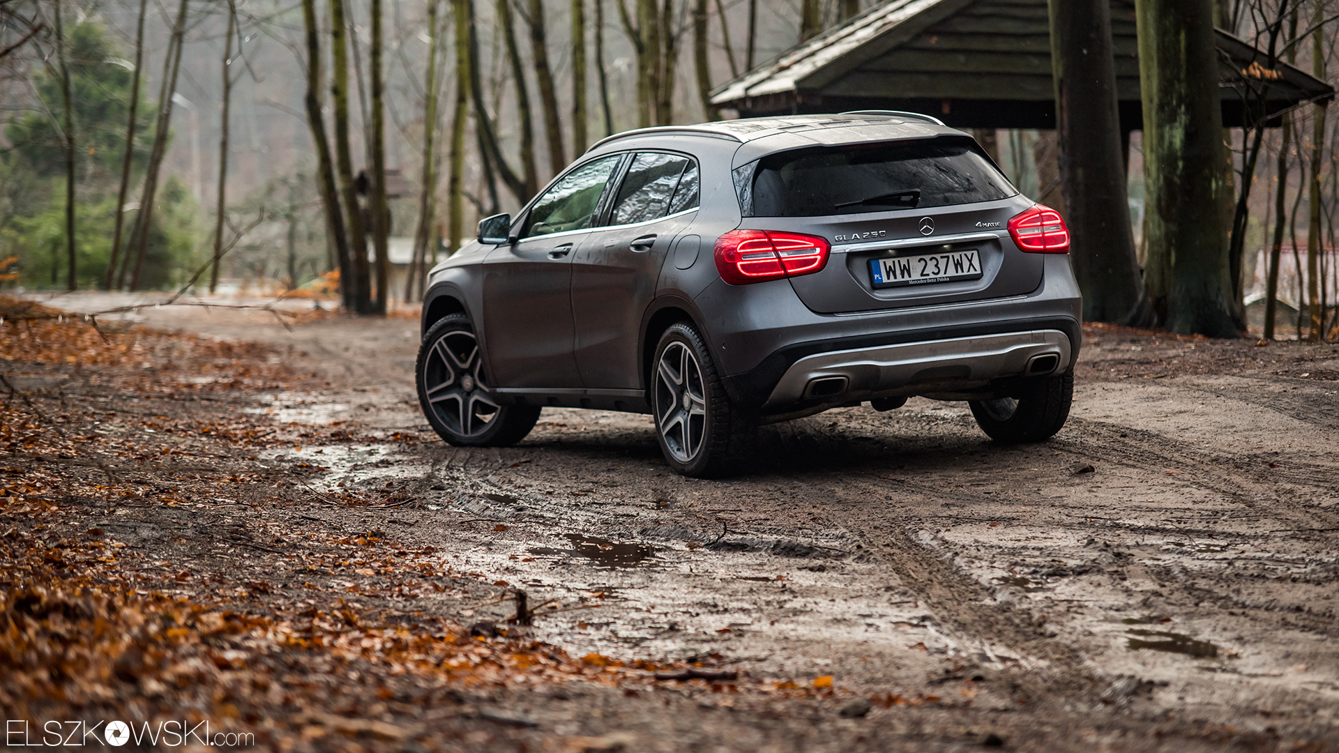 Mercedes-Benz GLA250 4Matic