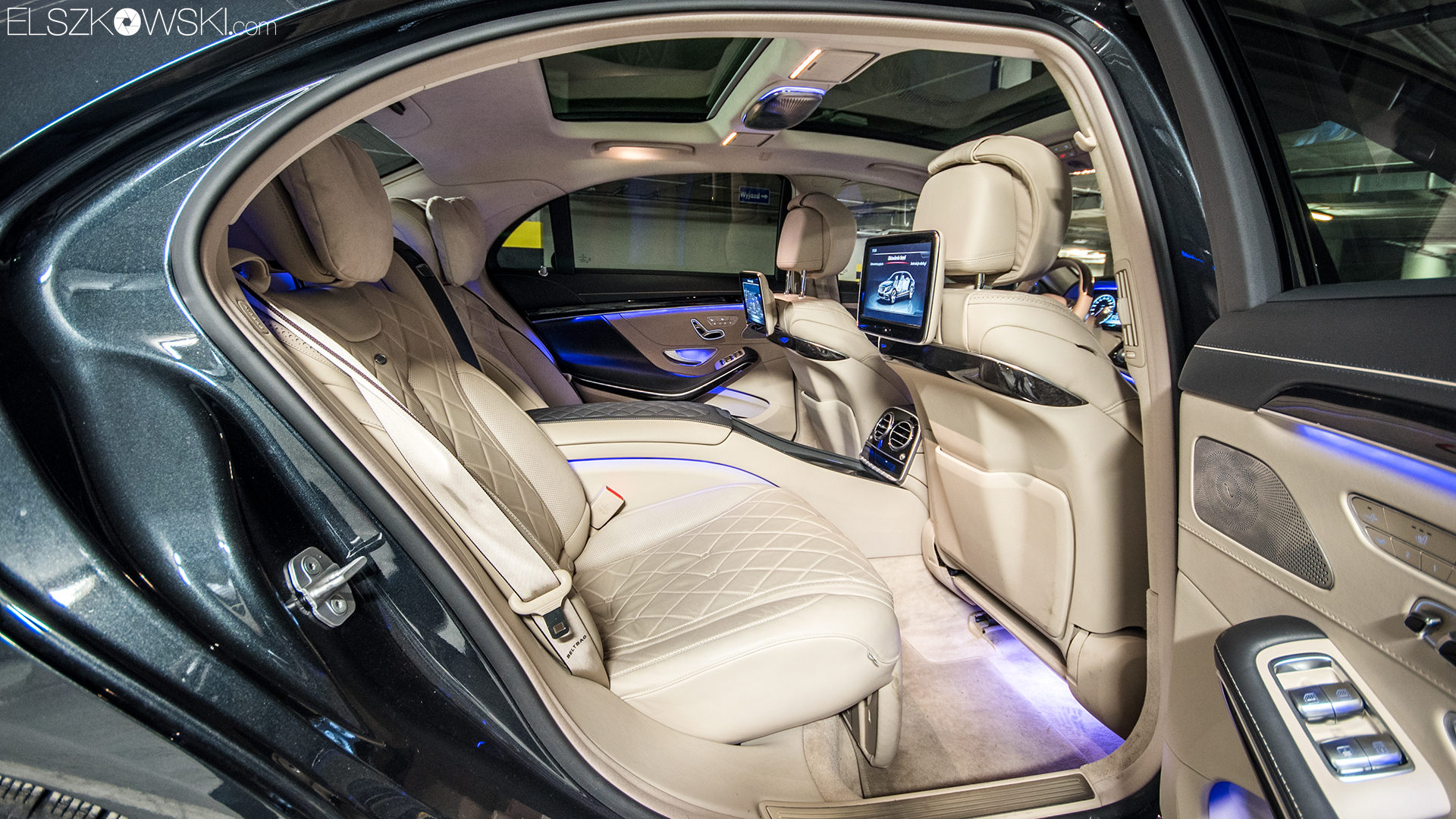 Mercedes-Benz S500e L Plug-in Hybrid