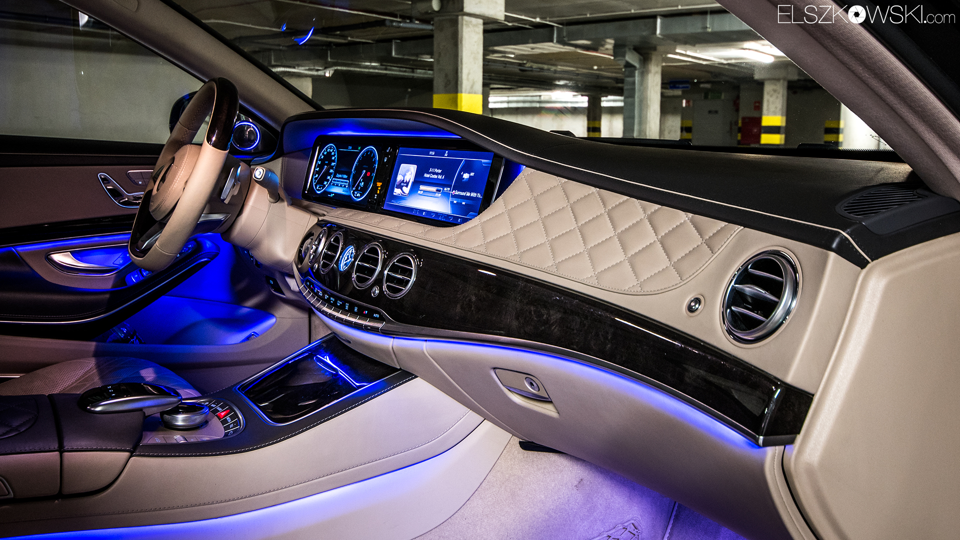 Mercedes-Benz S500e L Plug-in Hybrid