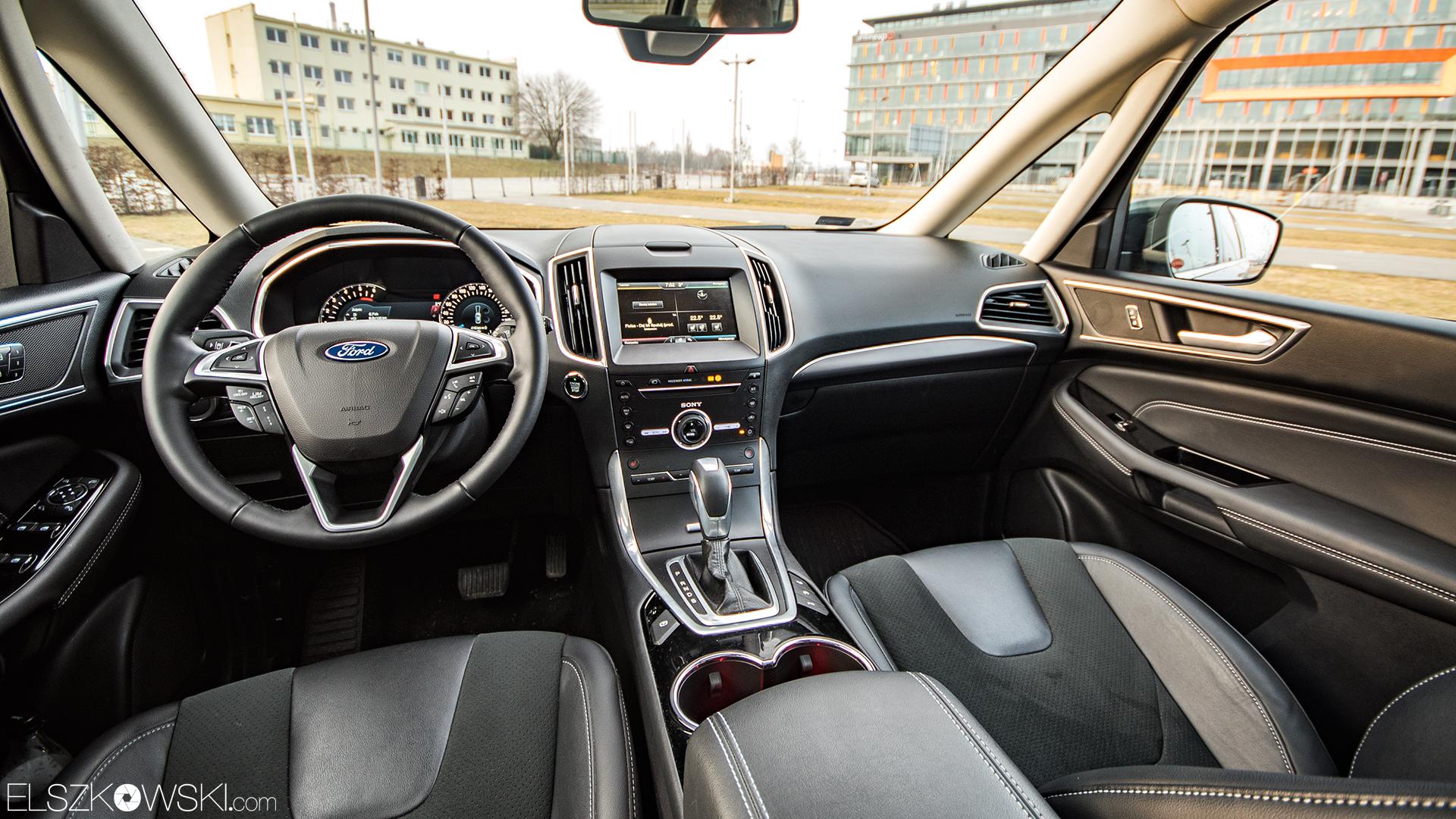 Ford Galaxy 2.0 TDCI PowerShift AWD Titanium