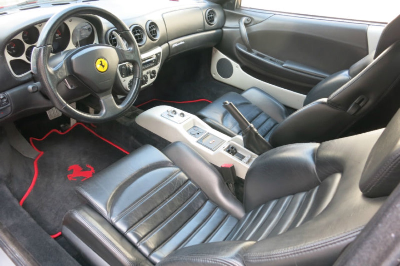 Ferrari 360 Modena F1 Ronaldo