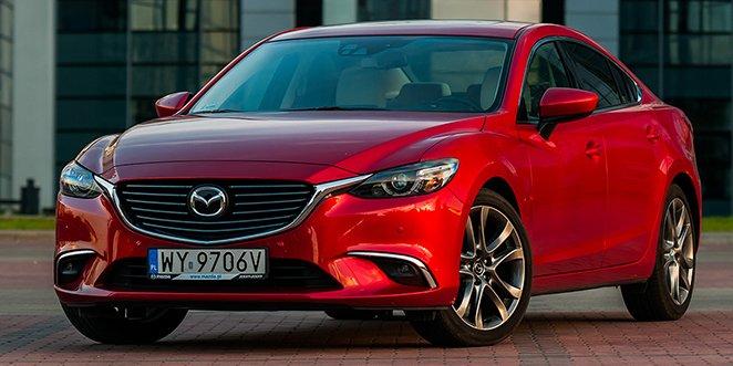 Mazda 6 2.5 SkyPassion