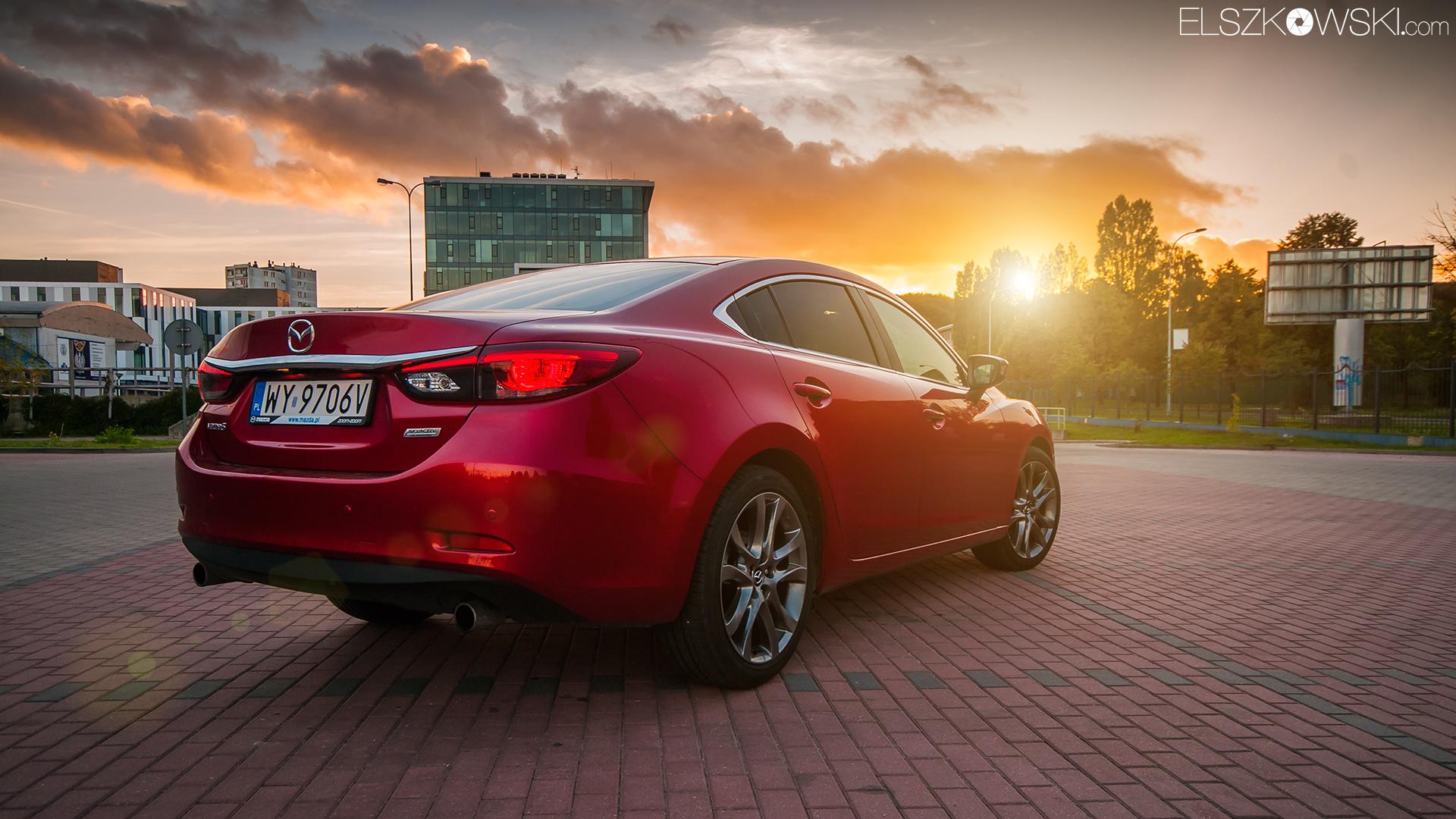 Mazda 6 2.5 AT SkyPassion