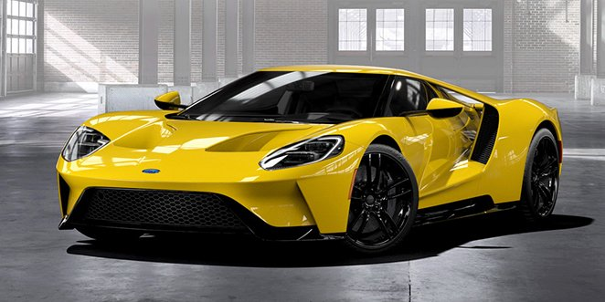 Ford GT konfigurator