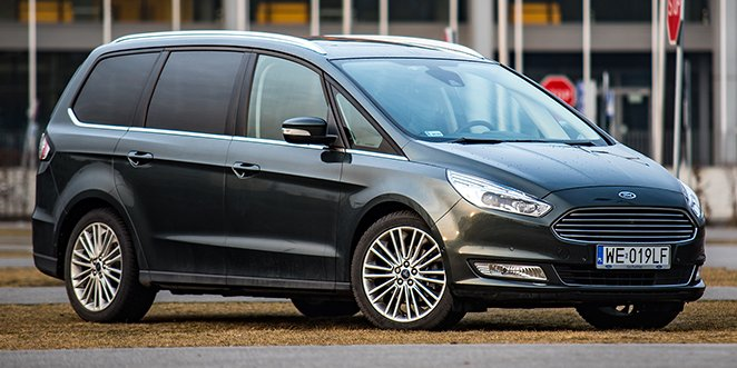 Ford Galaxy 2.0 TDCI PowerShift AWD Titanium