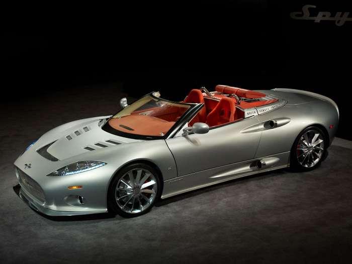 Spyker zbuduje crossovera z silnikiem V12 [oficjalnie]