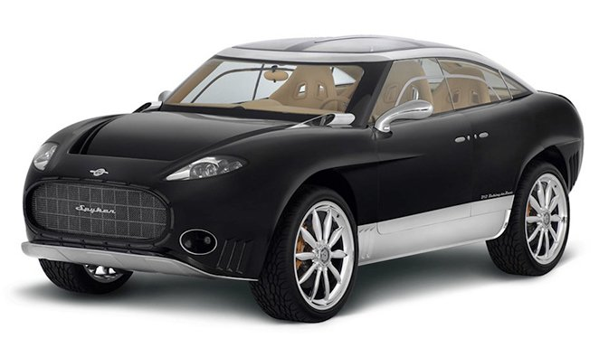 spyker d8 peking to paris concept