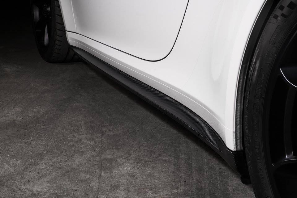 Porsche 911 GT3 RS TechArt Carbon Line