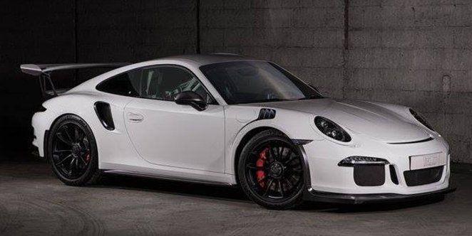 techart carbon line 911 gt3 rs