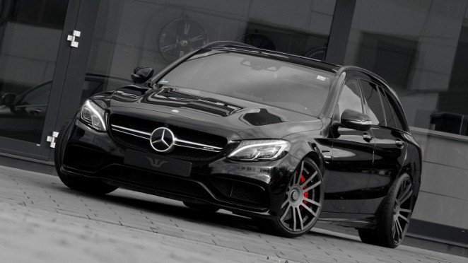 Mercedes C63 AMG Wheelsandmore